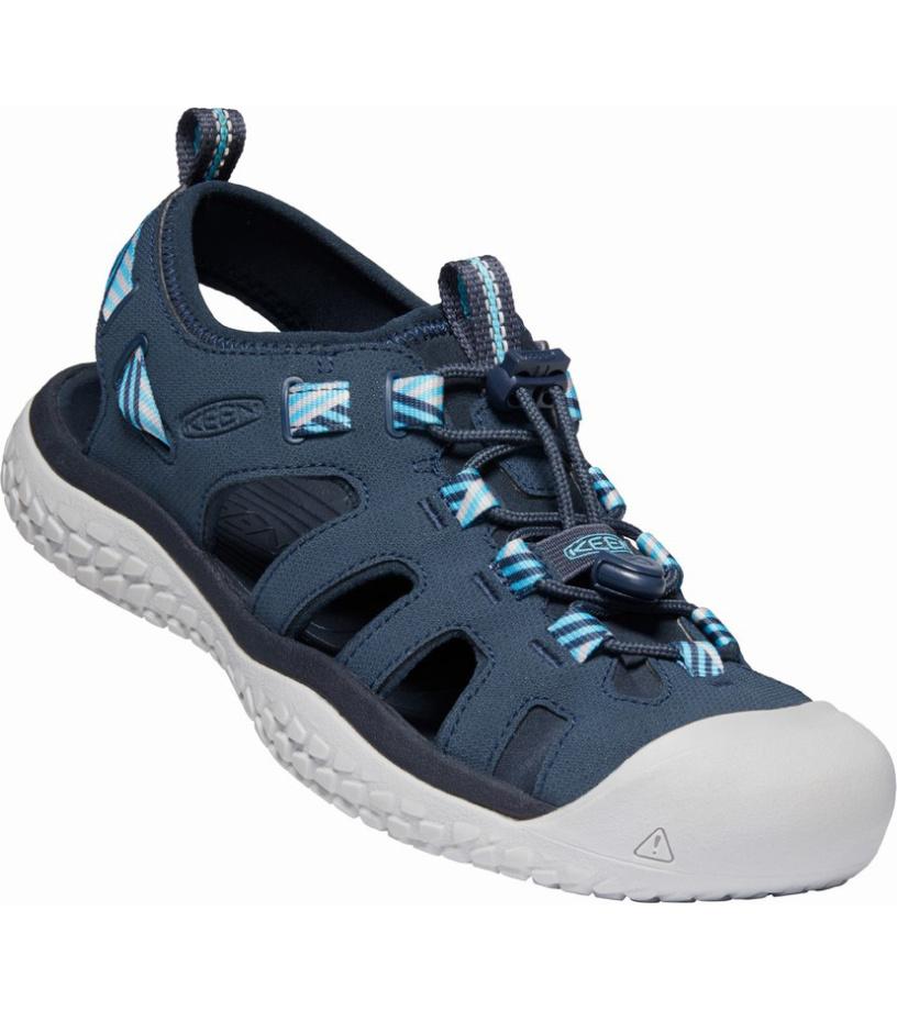 KEEN SOLR SANDAL W Dámske sandále 10012339KEN01 navy/blue mist 395